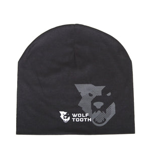 Wolf Tooth Logo Beanie by Pandana - RideCX cyclocross store