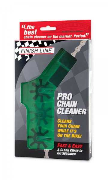 Finish Line Pro Chain Cleaner Solo - RideCX cyclocross store