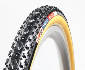Challenge Fango Black/Tan Tubular Cyclocross Tire - RideCX cyclocross store