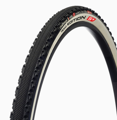 Challenge Chicane Team Edition S (Red) Tubular Cyclocross Tire