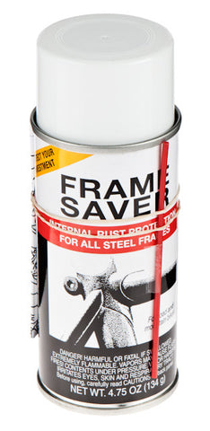 J.P. Weigle Frame Saver Rust Protection - RideCX