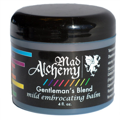 Mad Alchemy Gentlemen's Blend Embrocation - RideCX