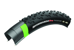 Kenda Kommando Pro folding cyclocross clincher tire - RideCX cyclocross store