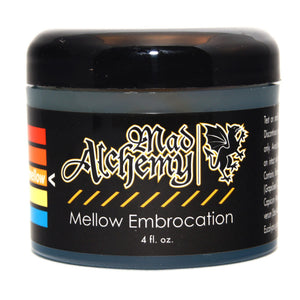 Mad Alchemy Mellow Embrocation - RideCX cyclocross store