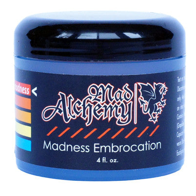 Mad Alchemy Madness Embrocation - RideCX cyclocross store