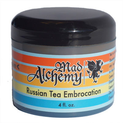 Mad Alchemy Russian Tea Embrocation - RideCX cyclocross store