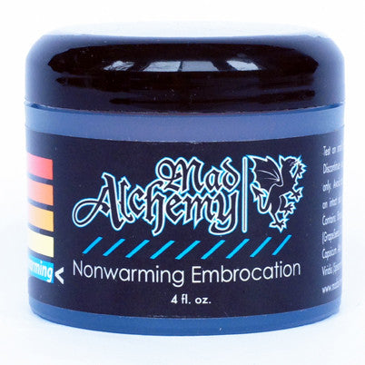 Mad Alchemy Non-warming Embrocation - RideCX cyclocross store