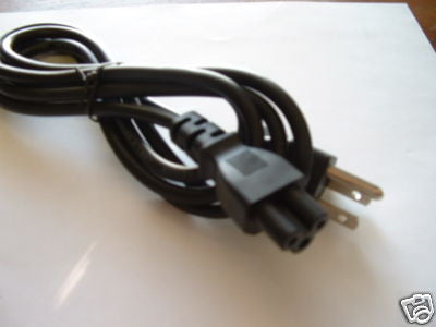 F2952 - Dell Power Cords for PA10/PA12 Dell Laptop Power Supplies Part: F2952