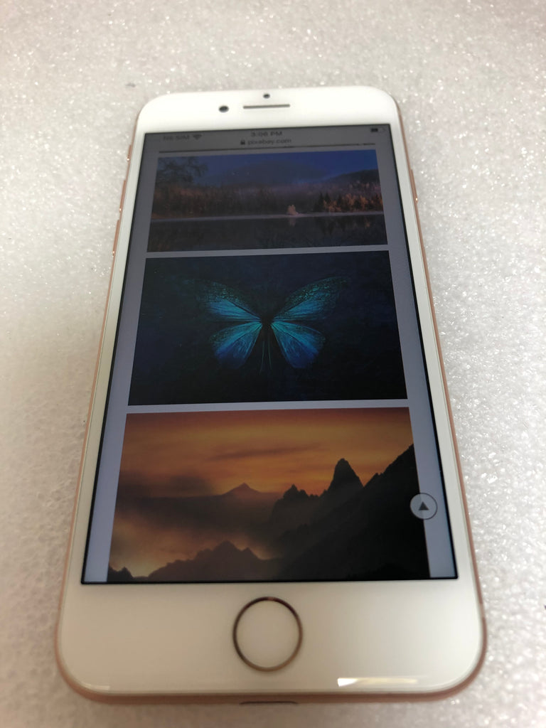Apple iPhone 8 256GB Gold T-Mobile A1905 MQ7W2LL/A