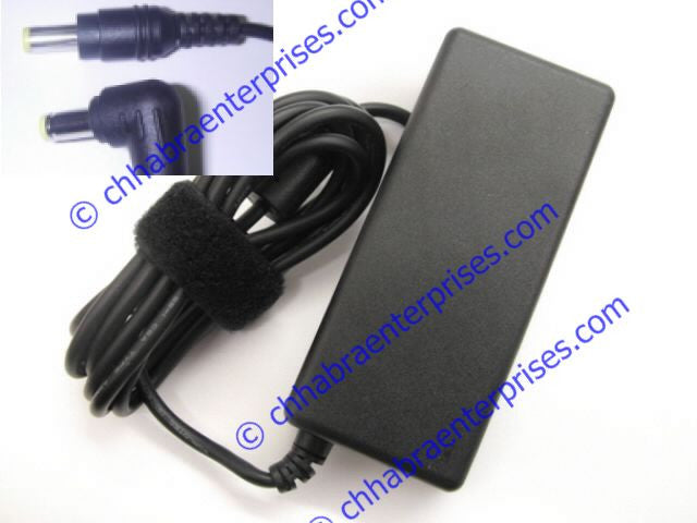 02K6555 Laptop Notebook Power Supply AC Adapter for Eurocom 3100B  16V 60W Part: 02K6555