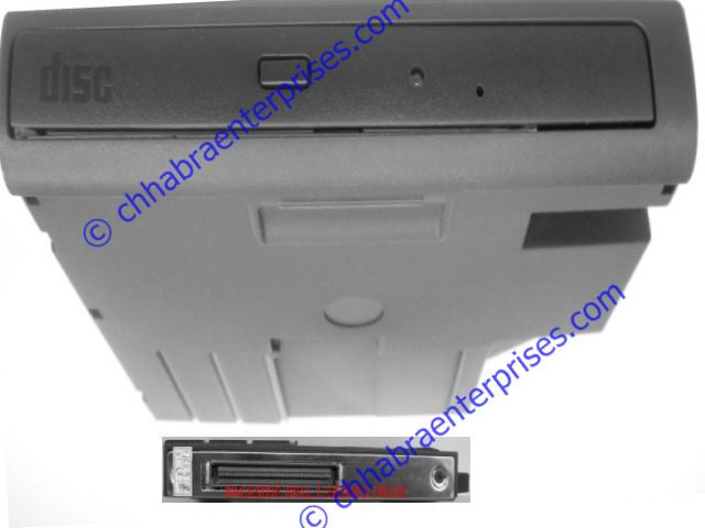 2D600 Dell CD-Rom Drives For Laptops  -  2D600