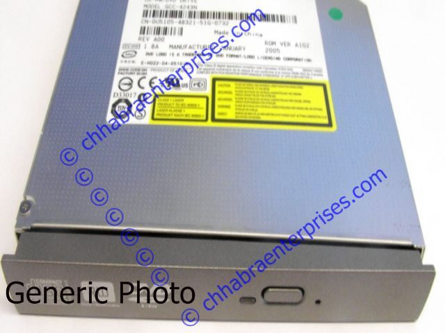 0J2907, DVD burner For Dell Inspiron 5150/5100/1100/100L, 0J2907,oJ2907