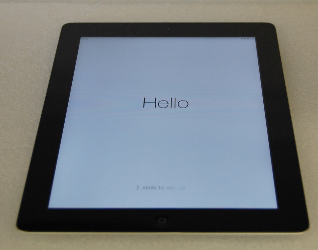 Apple iPad Air White 16GB WiFi - MD788LL/A