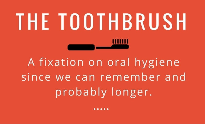 The History of the Toothbrush Infographic