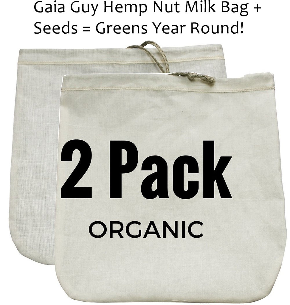 how to sprout seeds in a sprouting bag