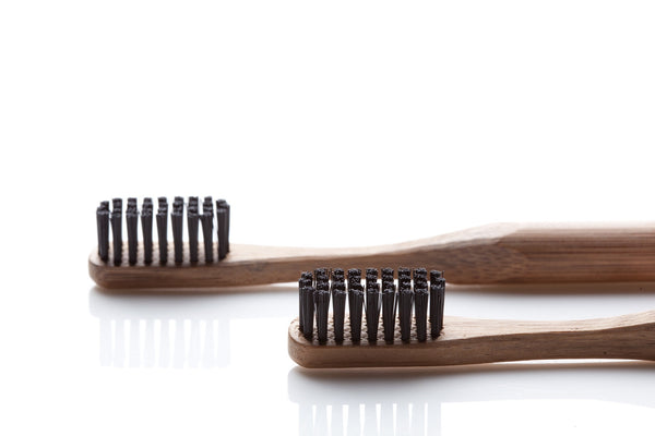 Bamboo Toothbrush - The Natural Toothbrush - GaiaGuy