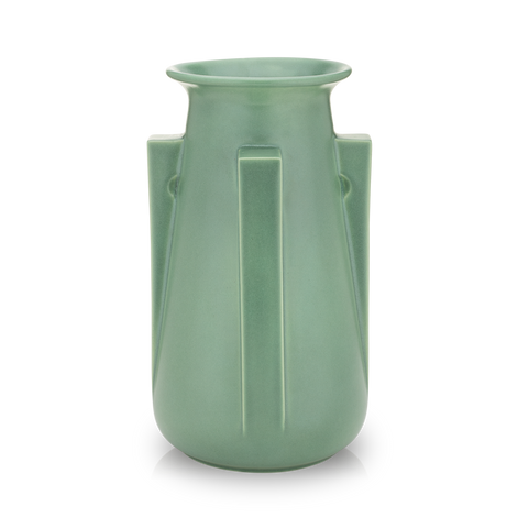 Green 4 Buttress Vase
