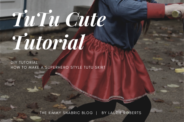 TuTu Cute Tutorial