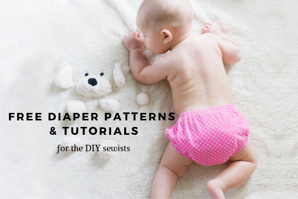 Free Cloth Diaper PDF Patterns & Tutorials