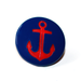 Anchor Two-Toned Engraved Gloss KAM Snaps Size 20