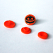 Jack-O-Lantern Two-Toned Engraved Gloss KAM Snaps Size 20