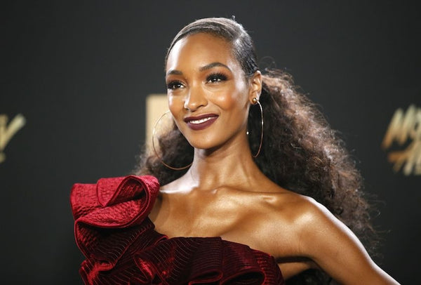 Recreate Jourdan Dunn's MTV Awards Red Carpet Look in 10 Easy Steps