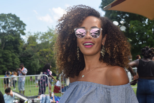 Sunshine, Style, & Curls Collide at Curlfest