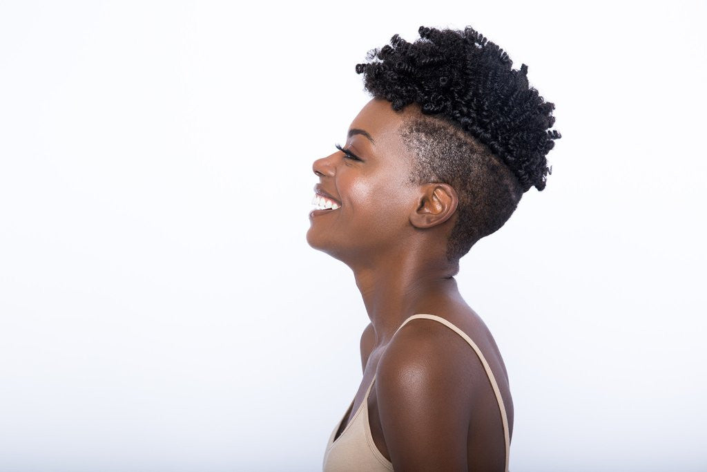 3 Protective Styles Perfect for Post Big Chop Hair