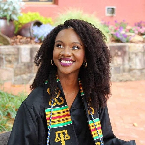How To Wear Your Hair Natural For Graduation Latched Hooked