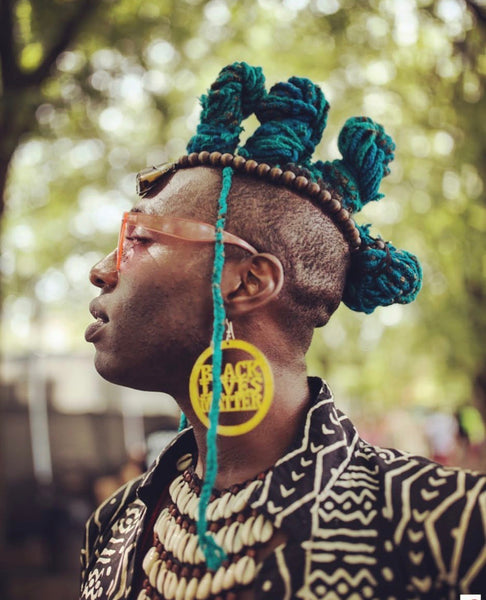 Afro Punk Fashion: AFRO Punk 2018 Was A Gentle Reminder That We Are The