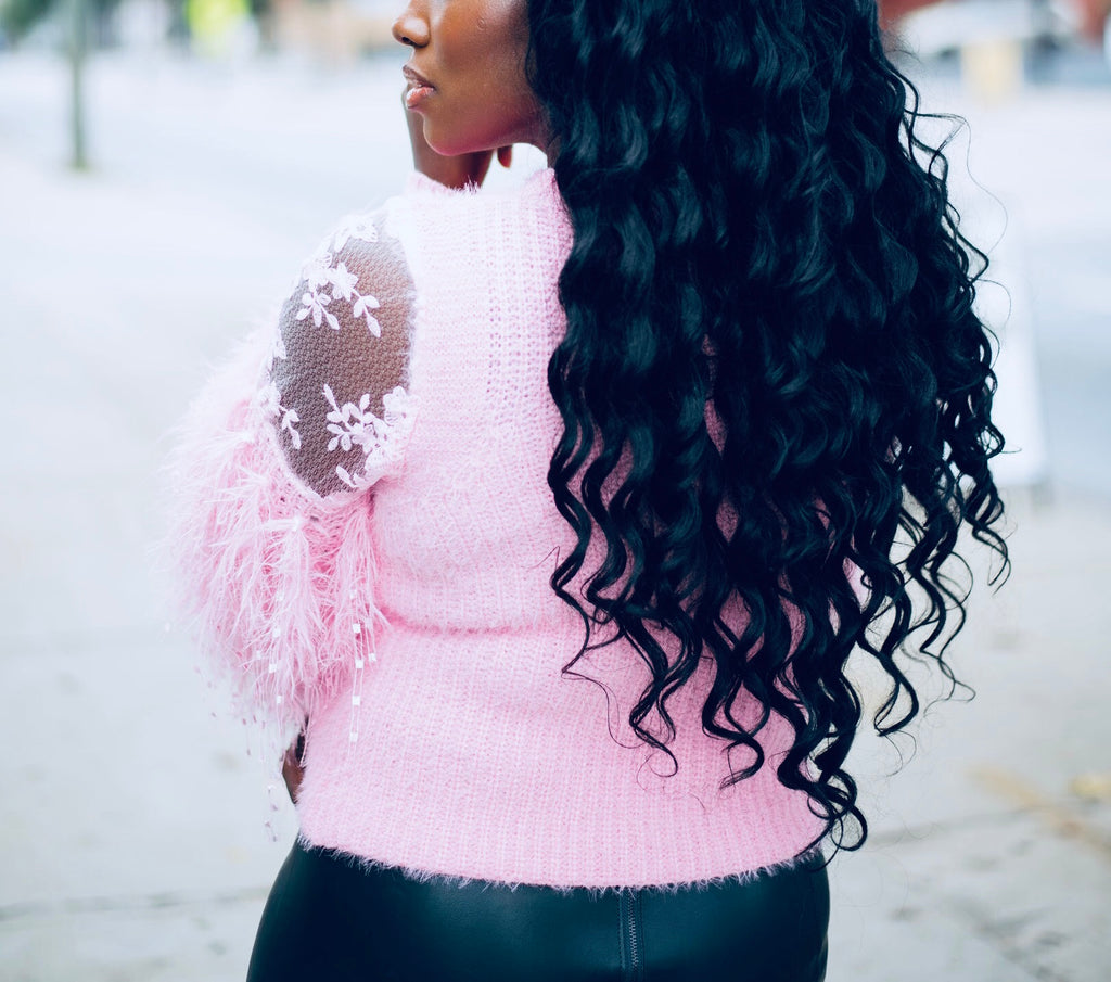 Alkaline Free PRESS + CURL Crochet Hair