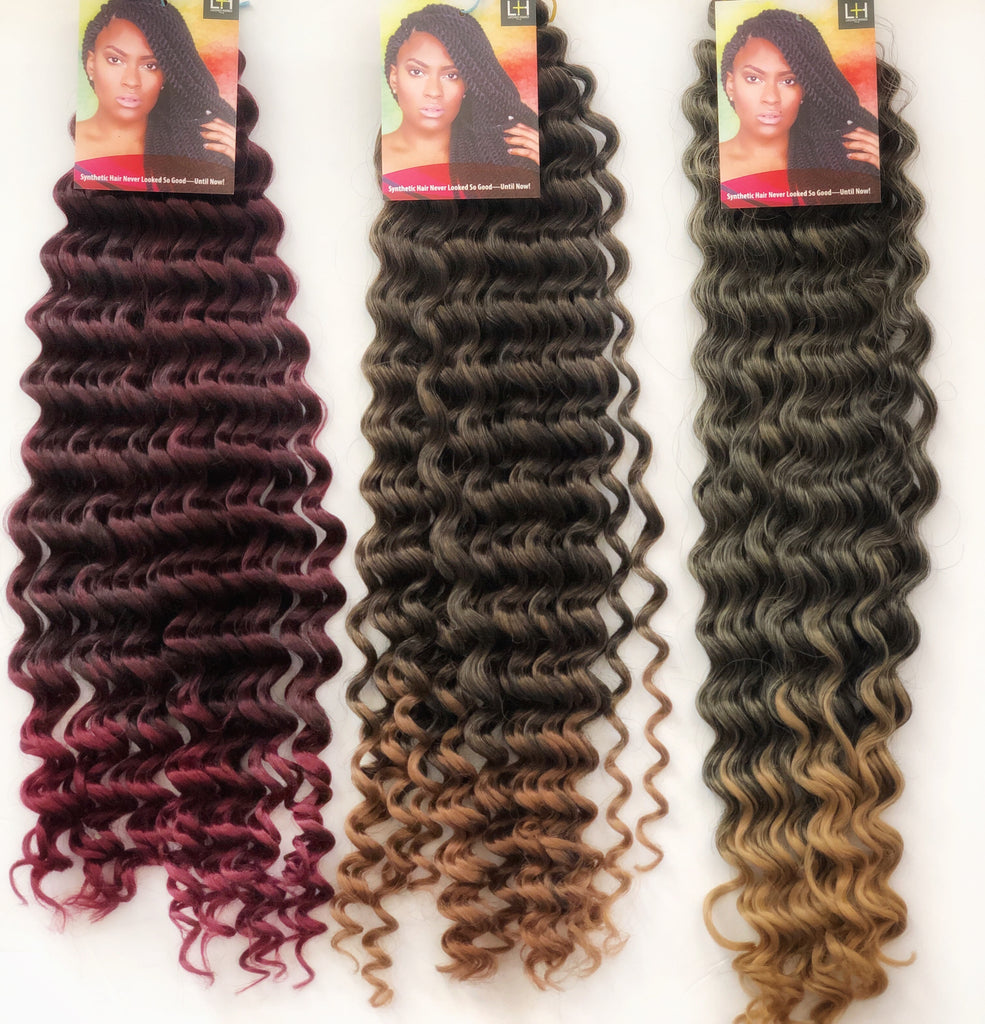 Pre-Order Exotic Curl (ships May 31)