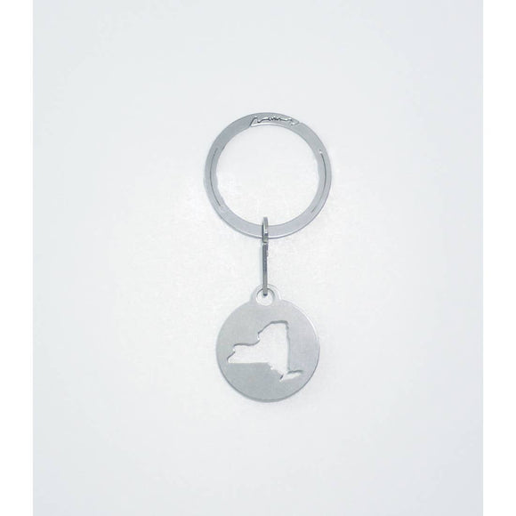 Zootility New York State Key Ring