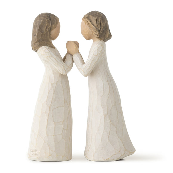 Willow Tree Sisters By Heart - Home & Gift - SierraLily