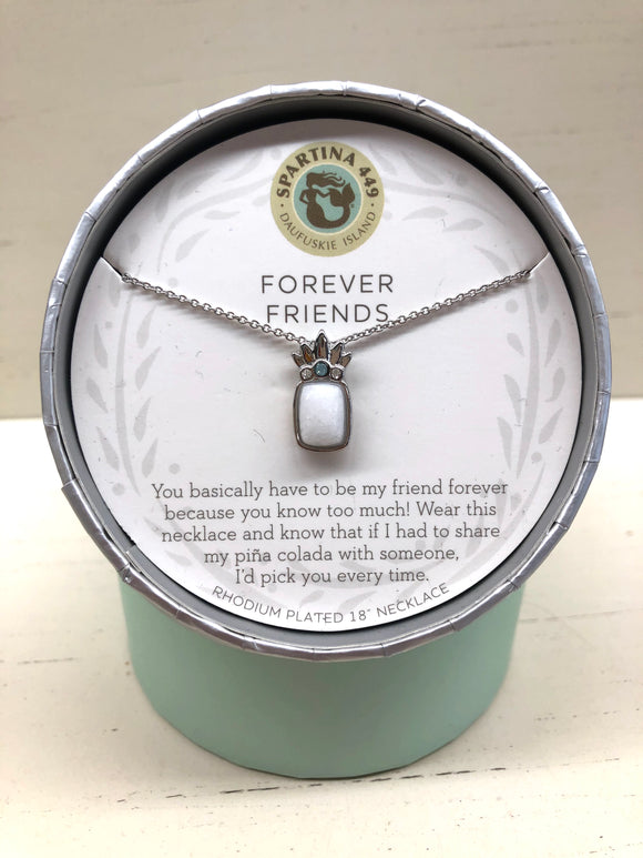 Spartina Forever Friends Necklace