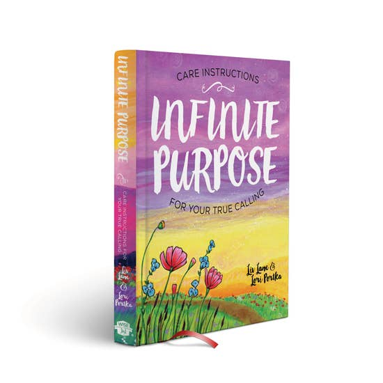 Lori Portka Infinite Purpose Book