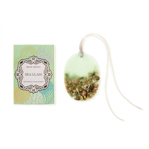 Rosy Rings Petite Wax Sachet - Sea Glass