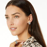 Brighton Interlok Woven Hoop Earrings