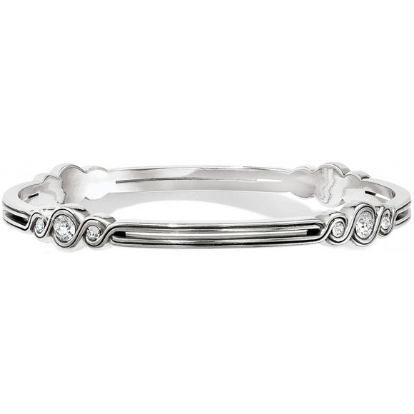 Infinity Sparkle Bangle - Jewelry - SierraLily