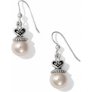 Alcazar Pearl Drop French Wire Earrings - Jewelry - SierraLily