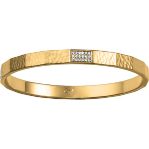Meridian Zenith Faceted Bangle - Jewelry - SierraLily