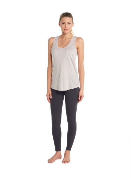 Barefoot Dreams Malibu Collection Women's Pocket Tank