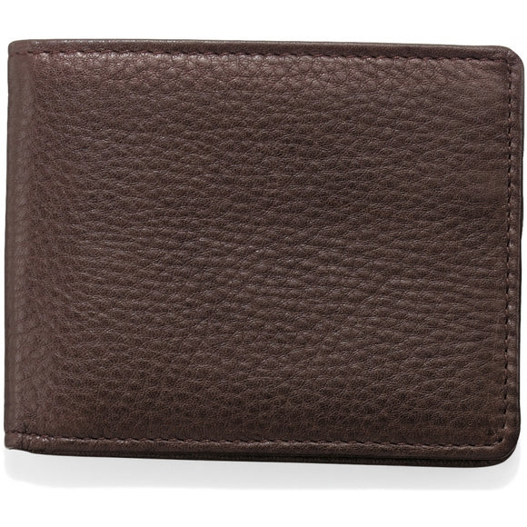Brighton Jefferson Passcase Wallet