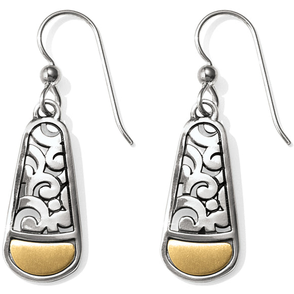 Brighton Catania French Wire Earrings