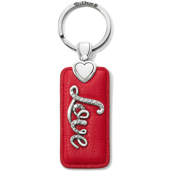 Love Script Key Fob - Home & Gift - SierraLily