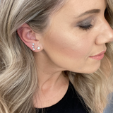 """Starry Night"" Ear Climbers in White Opal - Jewelry - SierraLily"