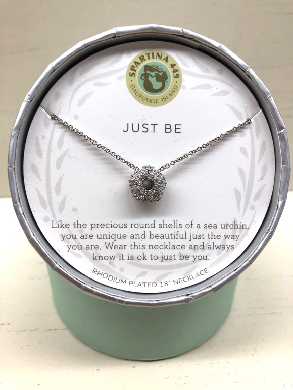 Spartina Just Be Necklace