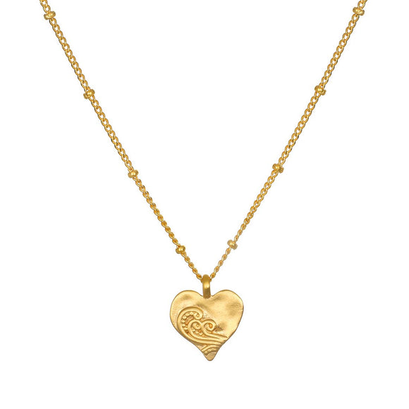 Spirit of Love Gold Necklace - Jewelry - SierraLily