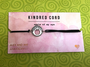 Alex and Ani Apple of my Eye Kindred Cord