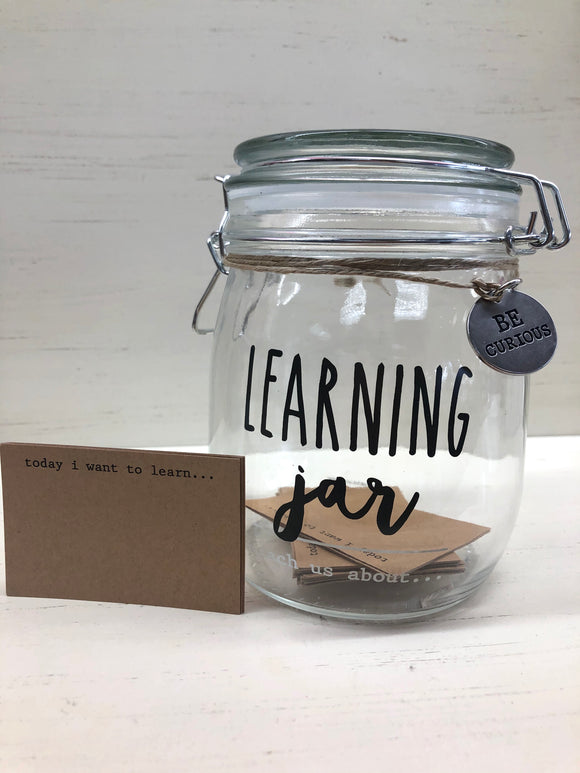 Teacher Learning Jar Set - Home & Gift - SierraLily